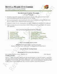 Teaching Resume Examples Enchanting Elementary Teacher Resume Examples The Proper Free Resume Samples