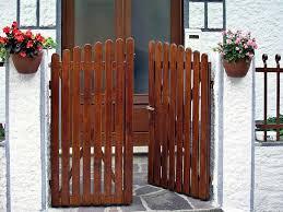 Cancelletti Ad Angolo Per Bambini : Come costruire un cancello in legno bricoportale fai da te e