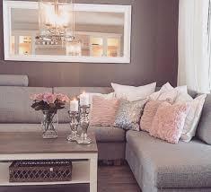 Pink Living Room Set Blush Copper Grey House Home Pinterest Copper Grey