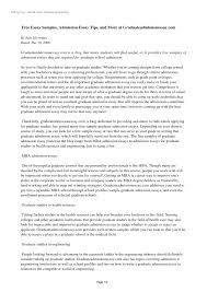 Example Of High School Essays Admission Essay Sample High School Atiadmissions Org