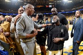 Image result for Jay Z at the NBA finals 2017