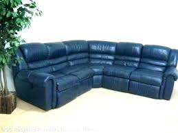 navy blue sectional sofa. Navy Blue Sectional Sofa With White Piping Living Room