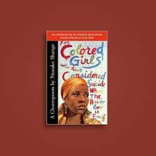 For Colored Girls Book 52146