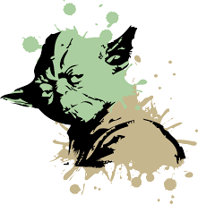 Yoda Design Yoda May The Force Be With You Star Wars Day Boba Fett