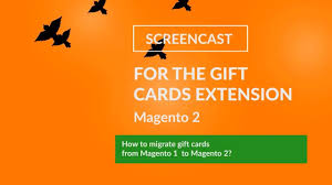 How to Migrate Gift Card Codes from Magento 1 to Magento 2? - YouTube