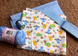 """How To Make A Baby Quilt Blanket Â« How To Make A Quilt! & A Song of Sixpence: simple baby """" Adamdwight.com"""
