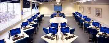 Computer Lab Furniture For Schools  DRK ArchitectsSchool Computer Room Design