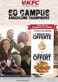 Cest La Rentrée Présente Nous Ta Kfc Angoulêmechampniers
