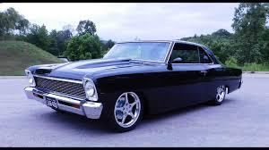 1966 Chevrolet Nova Chevy II Street Machine Steve Holcomb Pro Auto ...
