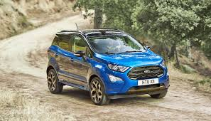 2018 ford uk. unique ford 2018 ford ecosport suv gets a refinement upgrade for ford uk