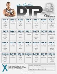 Gym Workout Schedule For Men Pdf Kozen Jasonkellyphoto Co