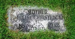 Caroline Petra Christensen (1857-1952) - Find A Grave Memorial