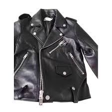 coach 1941 icon leather biker jacket