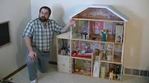 wooden barbie dollhouse furniture. Kidkraft Barbie House | Dollhouse Doll Houses Wooden Furniture