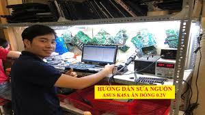 Hướng dẫn Sửa Nguồn Asus K45A mất nguồn kích 0.2v   Nguyên nhân rất nhiều  anh thợ vẫn chưa biết ! - YouTube