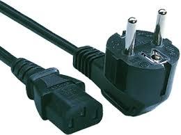 Шнур сетевой 3 м | купить <b>кабель Gembird PC-186-VDE-3M</b> в ...