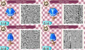 Qr Code Designs New Leaf Qr Code For Links Outset Shirt Available In Animal Crossing