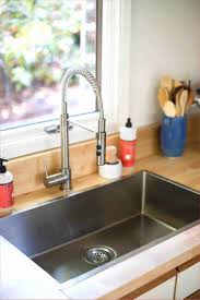 N Industrial Kitchen Faucets New Home Depot Sink Resplendency