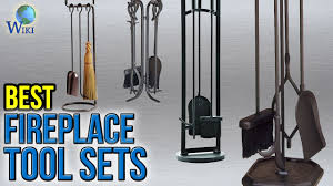 10 best fireplace tool sets 2017