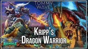 Dragon Warrior - Hearthstone Decks ...