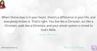 William Marrion Branham Quote About Christian Bible Life Custom Divine Love Quotes