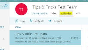 Microsoft Teams Add A Group Calendar To Teams The Marks Group