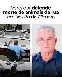 Cachorro na rua tem que matar'', diz vereador de Minas; veja vídeo - Gerais - Estado de Minas