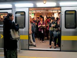 the decision to have a women only rail car strikes this  why i love riding on the women only car on delhi s metro