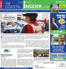 November 2018 Edition Of The Coastal Insider Pages 1 40