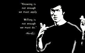 Bruce Lee Quotes Wallpaper Hd 2802 Desktop Computergadget And