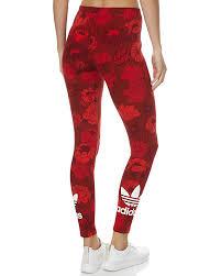 adidas leggings womens. red womens clothing adidas originals pants - ay7948red adidas leggings womens