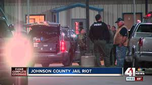 johnson county jail riot