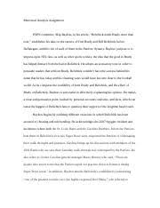 position paper final position paper audience analysis the 4 pages rheotorical analysis