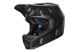 Fox Rampage Pro Carbon Helmet Matte Black 2019