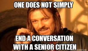 Working in aged care has taught me this #meme #aged #care #taught ... via Relatably.com