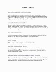 Resume Sample For Students With No Work Experience Resume Examples For College Students With No Work Experience