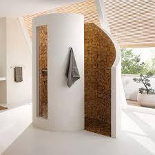 fiberglass shower helical poresta