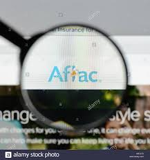 milan italy august 10 2017 aflac website it is an american insurance company and is the largest provider of supplemental insurance in the united