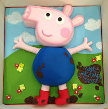 Peppa Pig Cakes Cakes By Robin