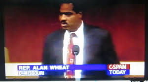 08-00-94: Rep. Alan Wheat (D-MO) Supports the Clinton Crime Bill, YES Vote  - YouTube