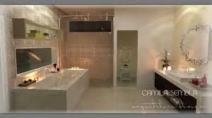banho e closet integrados camila sembla arquitetura design