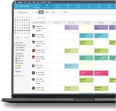 Shift Planning App Online Employee Scheduling Software Humanity
