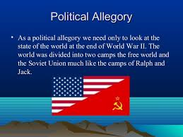 allegory in lord of the flies political allegorypolitical allegory 4