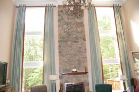 Curtains Hanging Long Curtains Inspiration How To Hang For Bay . within See  The Curtains Hanging In The Window