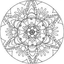 Mandala Coloring Pages Printable 168 Best Printable Mandalas To