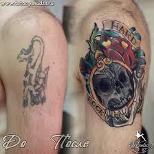 фотоотчет неудачные татуировки жителей самары тигры волки и
