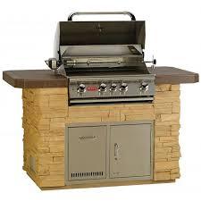 Complete Outdoor Kitchen Complete Bbq Islands Outdoor Kitchens