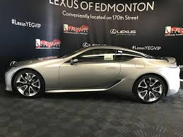 lexus lc 500 silver. silver[atomic silver] 2018 lexus lc 500 left side photo in edmonton ab lc silver
