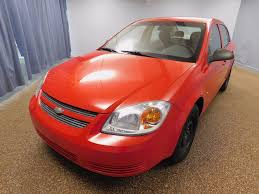 2007 Used Chevrolet Cobalt 4dr Sedan LS at North Coast Auto Mall ...