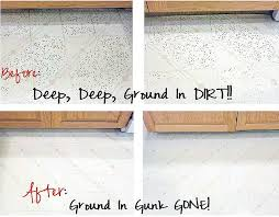 getting ground in dirt out of vinyl flooring house cleaning tipscleaning